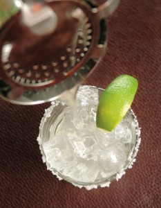 Mi Mexico - Served in a shaker, the restaurant's margarita is arguably the best in town.