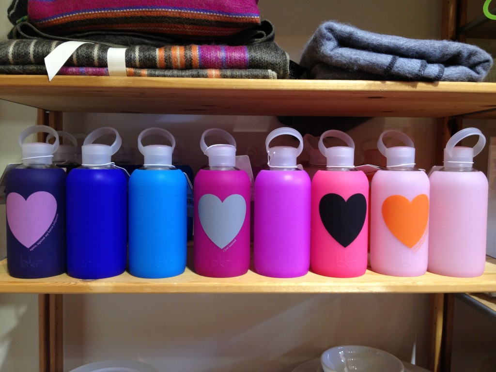 BKR Water Silicon Water Bottle $33