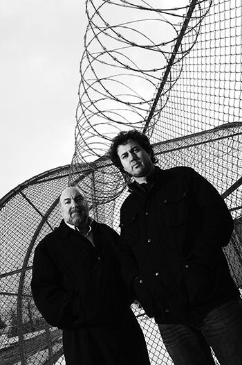 Dennis Reynolds and TJ Moberg