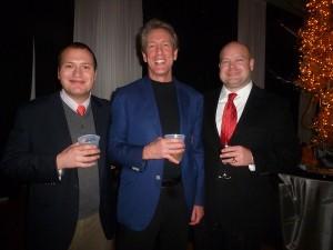 Tim Rypma, Doug Hutchison, Zach Eubank.