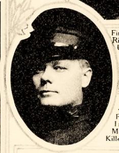 Capt. Edward O. Fleur