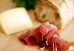 Prosciutto photo by Amy Finkel