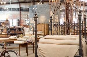 Antique shopping in Fredericksburg, Texas. Photo by Blake Mistich.