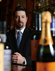 Damon Murphy, general manager  of 801 Chophouse.