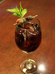 Fall is here, and so is a new flavor profile in sangria.