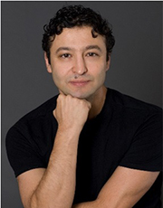 Serkan Usta has been artistic director of Ballet Des Moines since 2005.