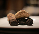 Truffles: so plain in appearance, so sublime in flavor.