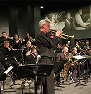 Andy Classen is a professor of trumpet and jazz studies at Drake.