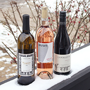 Abbe Hendricks, wine and beer director for Gateway Market, offers her top three picks for Thanksgiving wines.