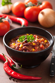 The Fifth Annual Chili Cook-Off is sure to hit the spot.