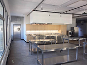 The Culinary Loft's kitchen is a state-of-the-art space. Photo courtesy of the  Des Moines Social Club.