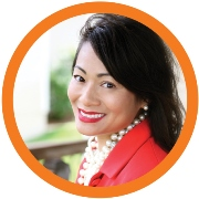 Nu Huynh, a refugee from Vietnam, is executive director of the Iowa Asian Alliance.