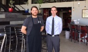 Chef/partner Nickolas Illingworth and co-owner Mike Crownover are eager to welcome you to Lurra Cocina, downtown Des Moines' newest dining destination.