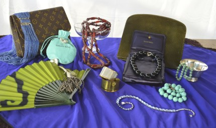 Jewelry, bags, dinnerware, furniture, fashions -- find it all at Arts & Ends.