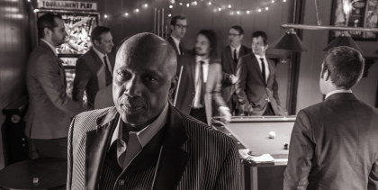 One more game of 9-ball, then Sonny Knight and the Lakers will be ready for you.