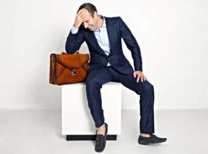 "Massimiliano ""Max"" Stanco, owner of Lord Midas, will showcase his line of handmade briefcases and other accessories during the fashion event Sept. 21-23."