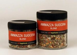 This delightful blend of herbs and spices is a mother-in-law joke with good taste.